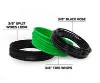 218-1819 (JEEP JL Front Engine Mount - 4 TIRE INFLATION SYSTEM) Hoses for Kit.