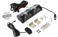 "5010101 Overland Vehicle Systems EKO 10"" LED Light Bar With Variable Beam, DRL,RGB, 6 Brightness."