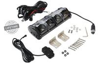 "5010101 Overland Vehicle Systems EKO 10"" LED Light Bar With Variable Beam, DRL,RGB, 6 Brightness."