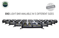"""15010401 Overland Vehicle Systems EKO 40"""" LED Light Bar With Variable Beam, DRL,RGB, 6 Brightness.  Available In Five Different Sizes. Led Light Bar 10"""" inch, 20"""" inch, 30"""" inch, 40"""" Inch, 50"""" inch."""