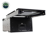 Cargo Box With Slide Out Drawer & Working Station - Retractable Work Station View 2