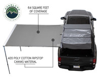 18049909 OVS Nomadic Awning 2.0 - 6.5' With Black Cover Universal