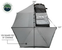 270 awning driver side top view