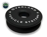 """Recovery Ring 6.25"""" 45,000 lb. Black With Storage Bag Universal"""