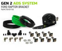 4 Tire Inflation System - Ford Raptor Engine Bay