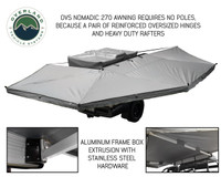 270 awning free standing no legs