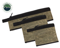 21059941 Medium Bags set of 3 # 12 Waxed Canvas