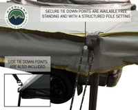 Nomadic Awning  180 With Zip In Wall
