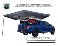 270 Awning With Arms Deployed