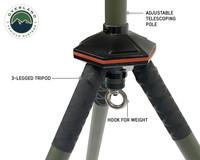 Wild Land Camping Gear- ENCOUNTER Solar Light Tripod