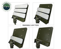 Wild Land Camping Gear -  ENCOUNTER Solar Light Pod rechargeable and removable