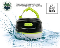 15049918 portable camp light- The portable Camp Light is IP65 water proof