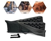 Combo Pack Recovery Ramp & Utility Shovel- Ramp Elemental uses - Snow, sand, mud