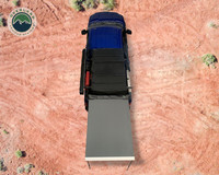 Nomadic Awning 1.3 - 4.5' With Black Cover- Beauty shot, the awning on full display
