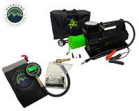 Air Compressor System 5.6 CFM and Digital Tire Deflator Combo Kit