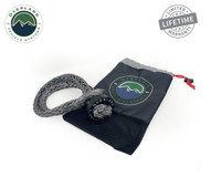 """Combo Pack Soft Shackle 7/16"""" 41,000 lb. With Collar"""
