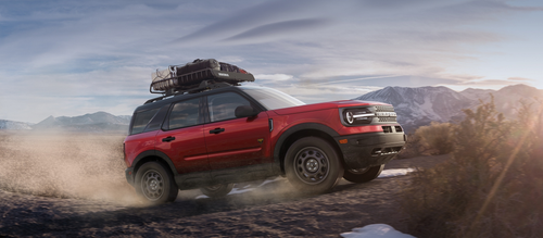  Recommended Overland Vehicle Systems Accessories for The Ford Bronco Sport