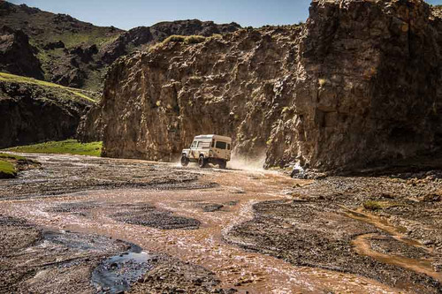 What is Overlanding?