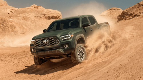  Recommended Overland Vehicle Systems Accessories for Toyota Tacoma Gen3