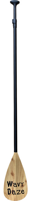 Wavy Daze Splash 2pc Adjustable SUP Paddle