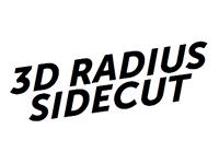 Volkl 3D Radius Sidecut
