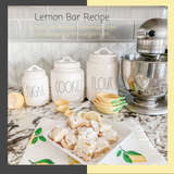 Easter Brunch Menu/Recipes, at Modern Farmhouse Glam (+baking video)