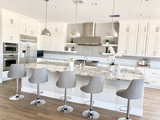 Article FEATURE: How to Create a Farmhouse or Modern Farmhouse Glam KITCHEN
