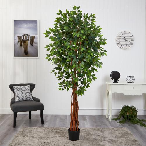6.5ft Ficus Tree, Artificial