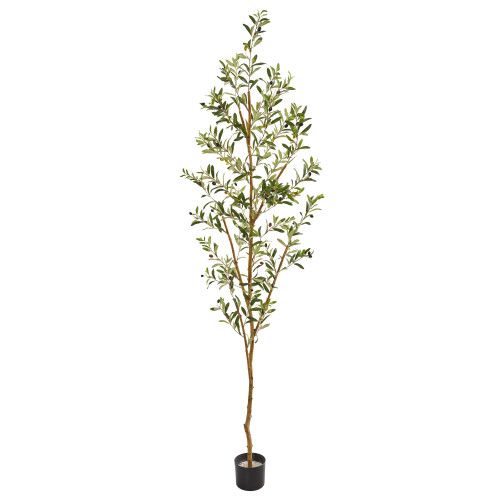6.83 ft Olive Tree, Artificial (82 inches)