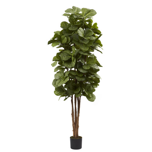 6 ft Fiddle Fig Tree, Artificial