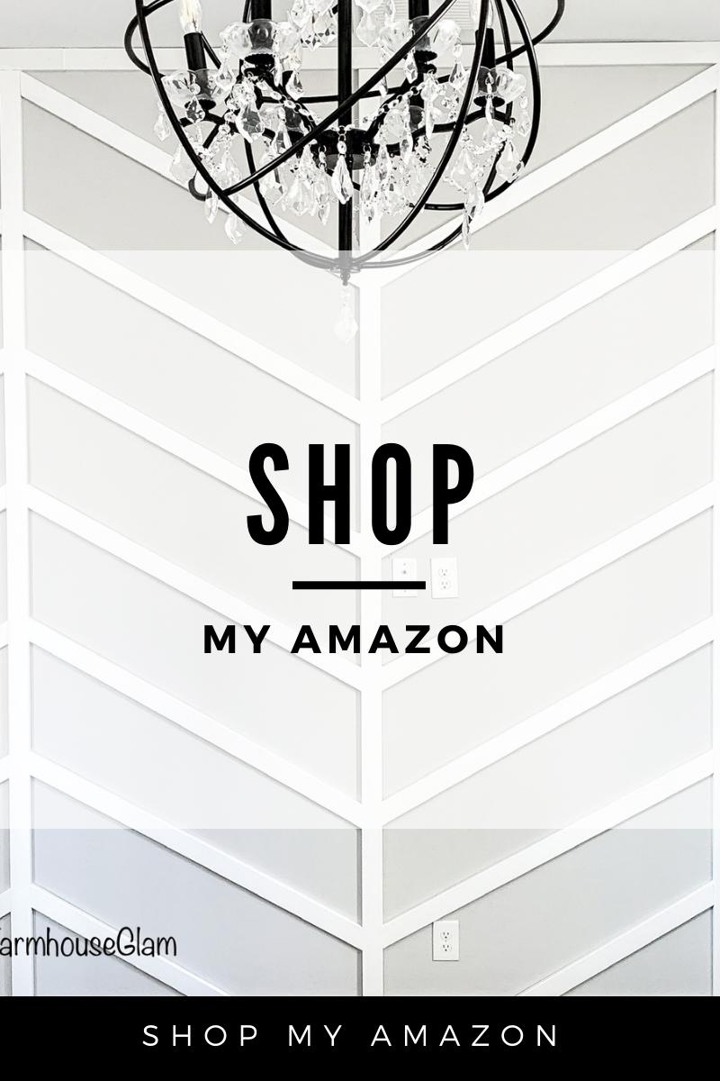 shop my amazon at modern farmhouse glam, furniture, home decor, lighting links