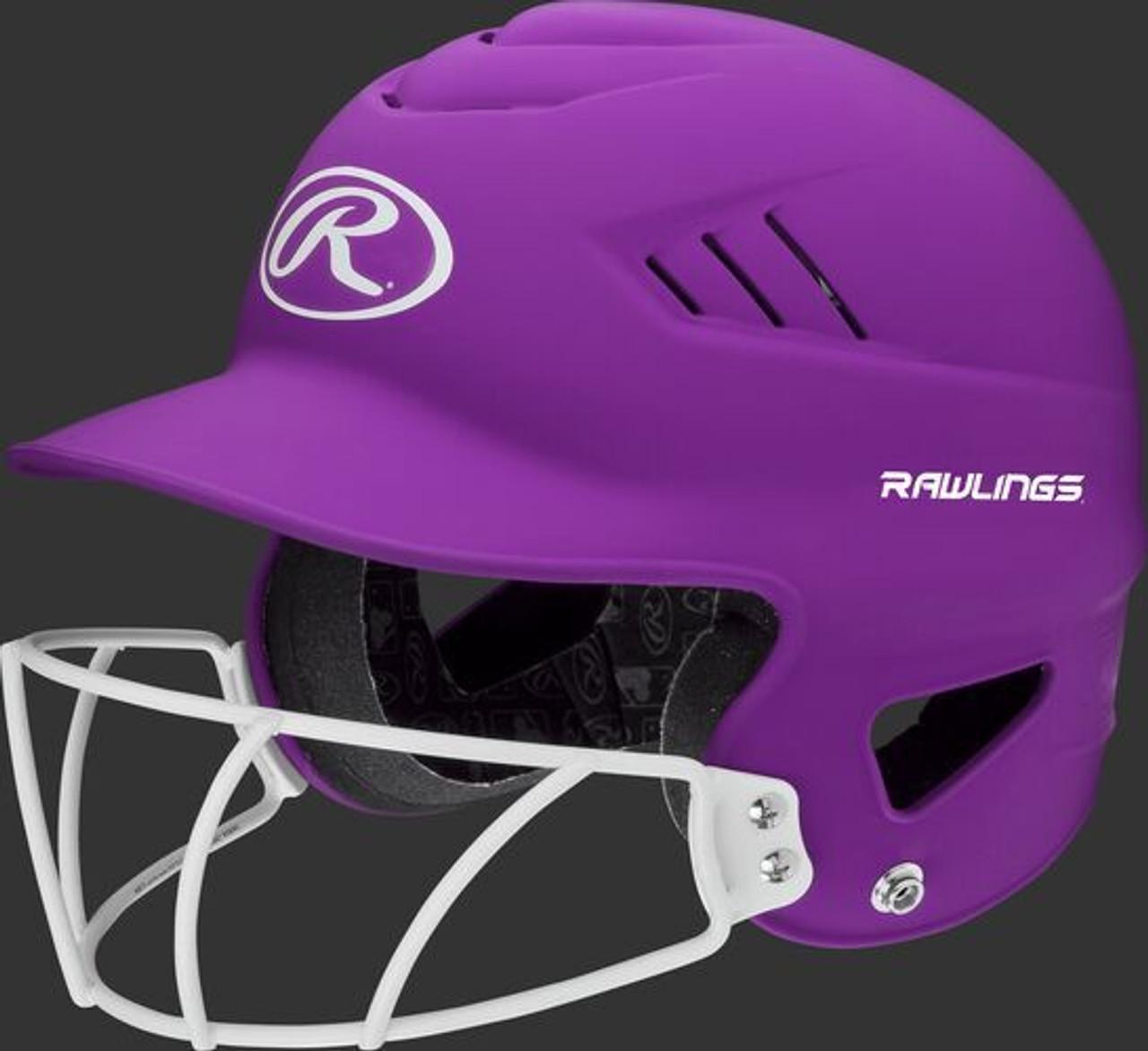 Fastpitch Batting Helmet's