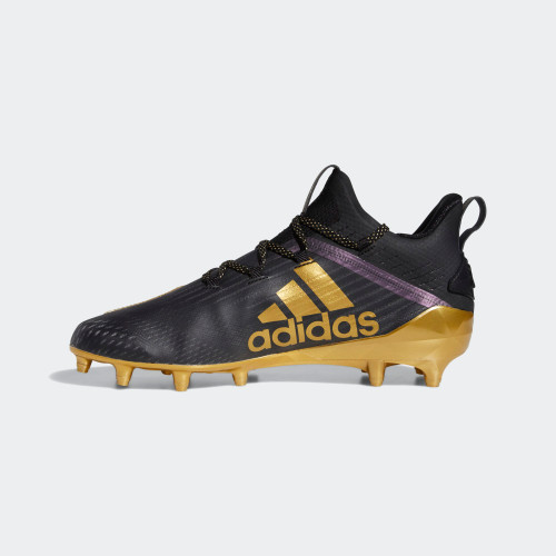 ADIZERO BLACK/GOLD