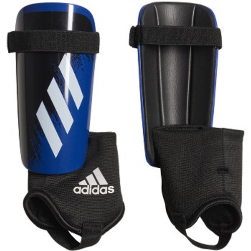 X SHIN GUARD G MTC J  ROYAL/WHITE/BLACK