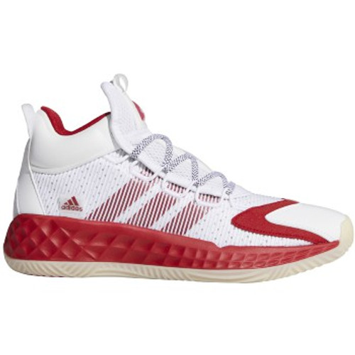 PRO BOOST Mid CLOUD WHITE - TEAM POWER RED - CHALK WHITE
