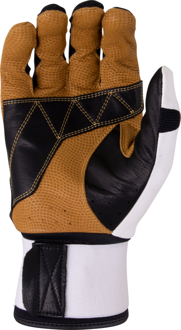 Marucci Blacksmith Full Wrap Batting Gloves | Adult