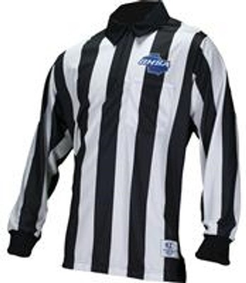 Cliff Keen GHSA Football Referee Shirt - Longsleeve
