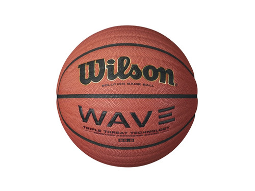 Women's Wave Basketball w/ NFHS Stamp 28.5
