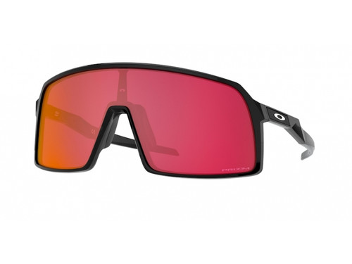 Oakley Sutro Polished Black Prizm Snow Torch