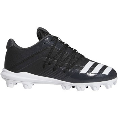 Afterburner 6 MD K Black/White Youth Cleat (8908)