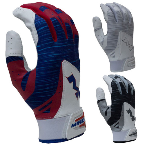 Miken Batting Gloves MBGL18