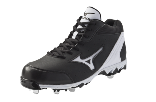 Mizuno 9-Spike 320429 Vintage 7 Switch Adult Baseball Cleats