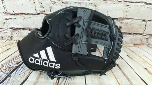"Adidas EQT 11.5"" I-Web Baseball Glove - Black"