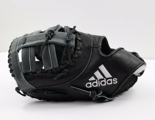 "Adidas EQT 12.5"" First Base Mitt Left-Handed Throw- Black"