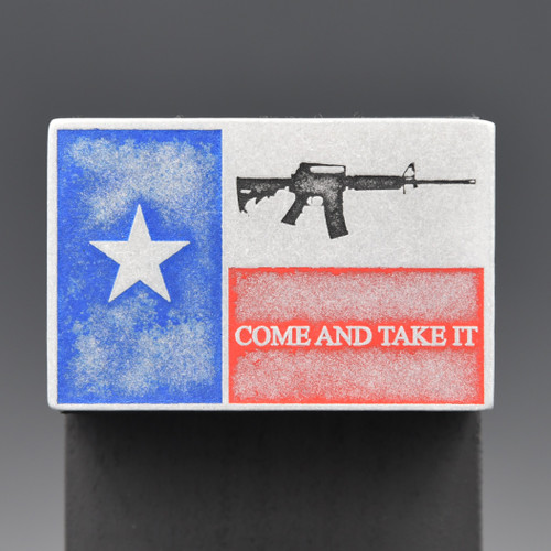 Come & Take It Texas Flag