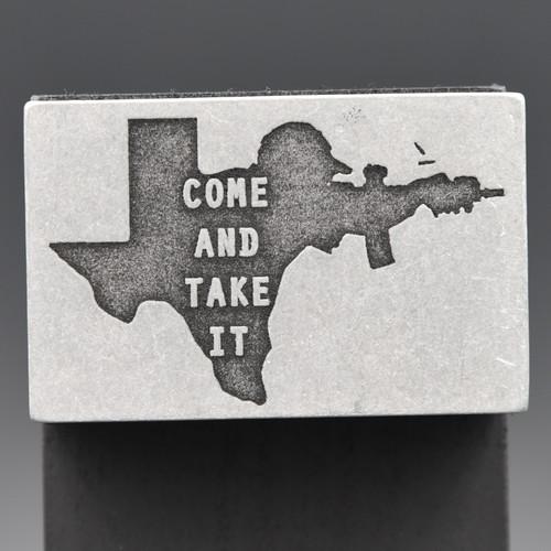 Texas Rifle Come & Take It