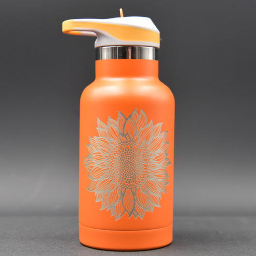 Sunflower RTIC Cubs Water Bottle