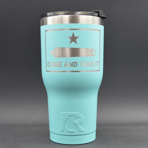 Come and Take It RTIC 30oz Tumbler