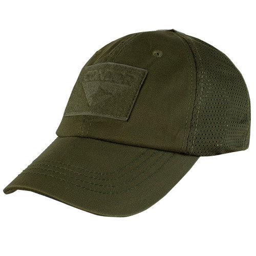 Olive Mesh Tactical Hat