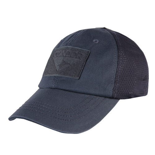 Navy Mesh Tactical Hat